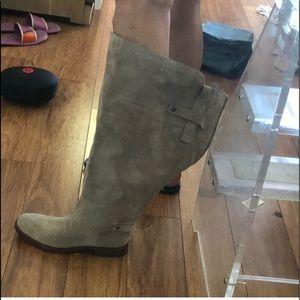4afbd5f4b9f Franco Sarto Shoes - Franco Sarto Capital wide calf riding boot